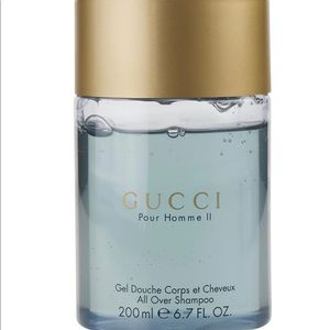 Gucci Pour Homme Ii by Gucci AllOver Shampoo 200ml